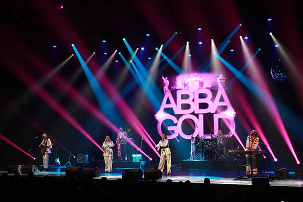 ABBA Gold com tributo ímpar no Casino Estoril