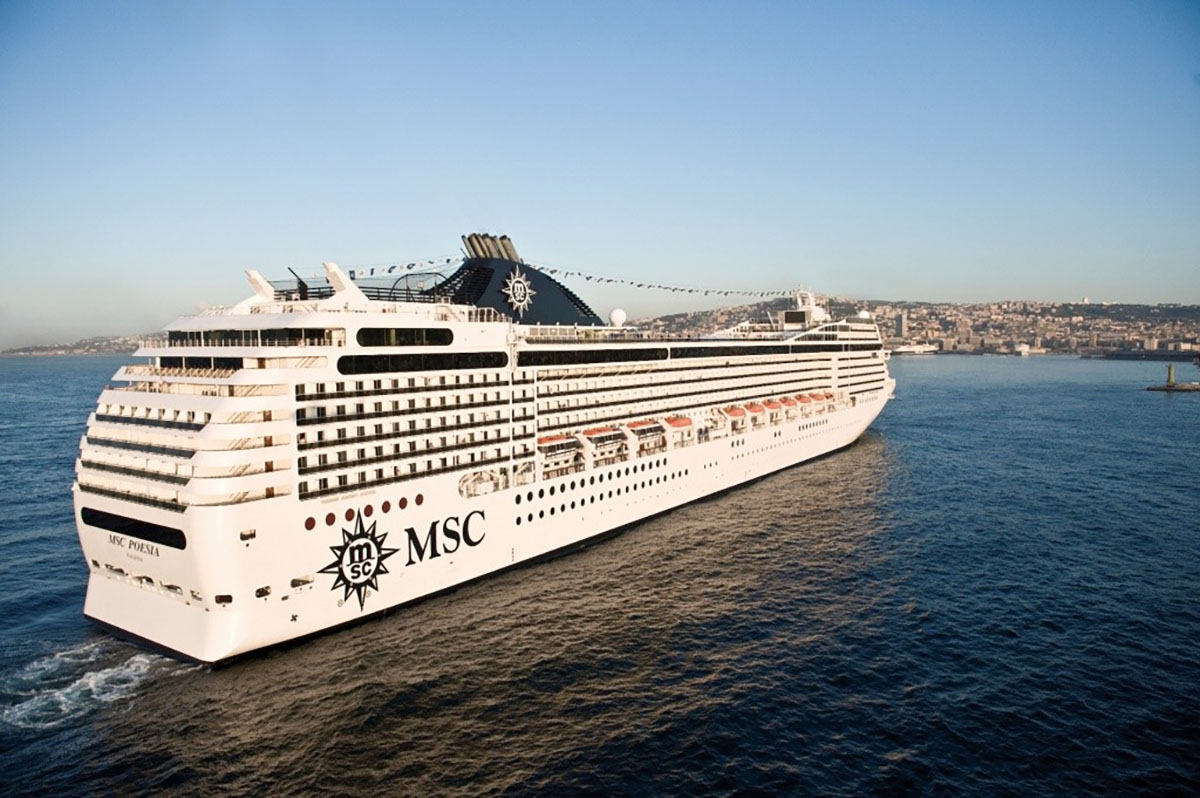 MSC Cruzeiros abre reservas para World Cruise 2023