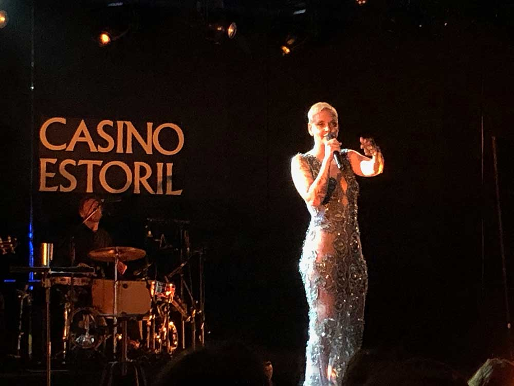 Mariza sublime nos Concertos do Casino
