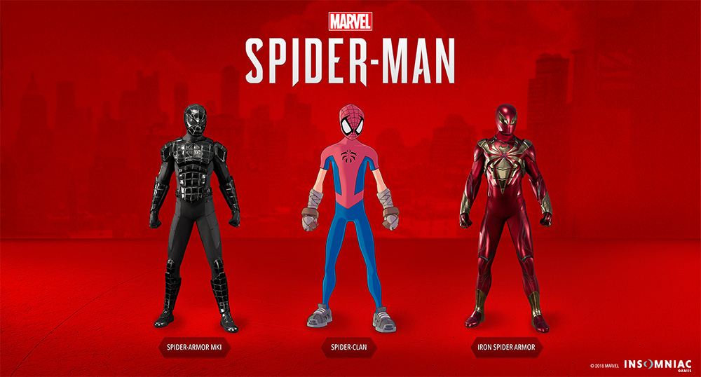 DLC2 Marvel in PS4 FatosSpiderMan