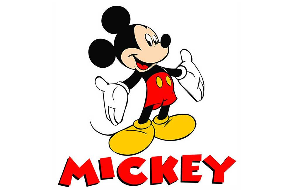 Mickey completou 90 anos